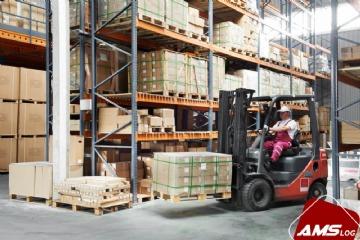 Embalagens para exportação